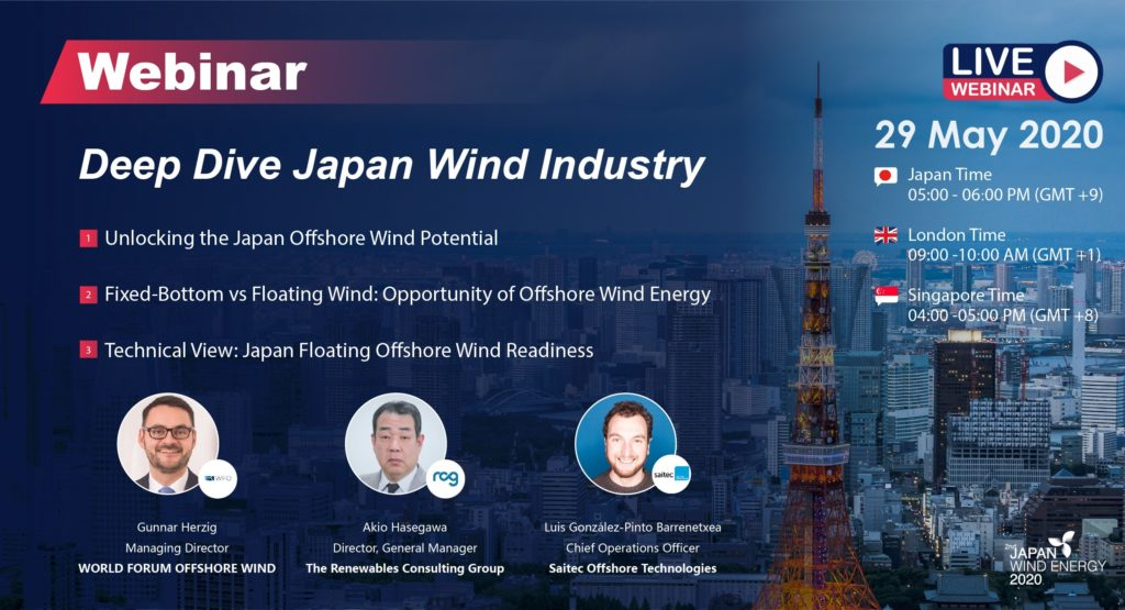 Deep dive japan wind industry