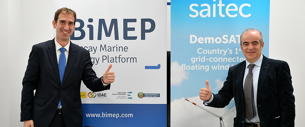 Saitec contract Bimep to install DemoSATH